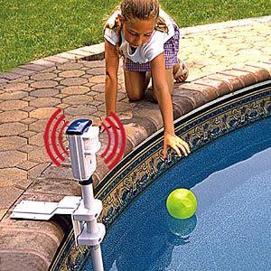 Accesorios para piscinas piscina talented c a for Alarma piscina